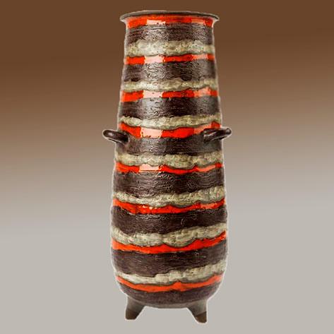 Bitossi-Ceramiche-Vase-by-Aldo-Londi,-Limited-Edition,-2016--