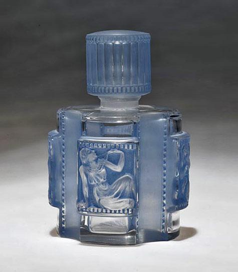 Rene Lalique Helene perfume bottle
