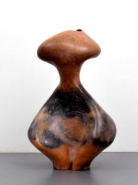Large-Rhoda-Hepner-Ceramic sculpture Vessel