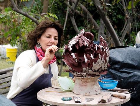 Pascale Lehmann Chilean ceramicist