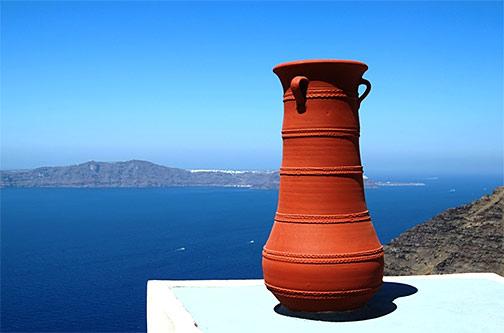 The-Grecian-Urn-in-terracotta