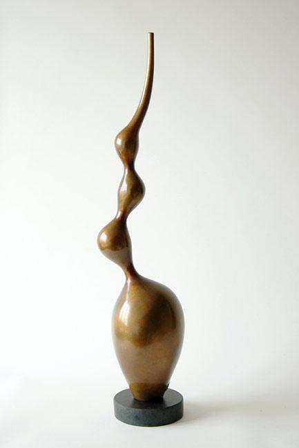 Vivienne Foley-Connected Form number-3-Triple-Balance-H-61cm-Unique