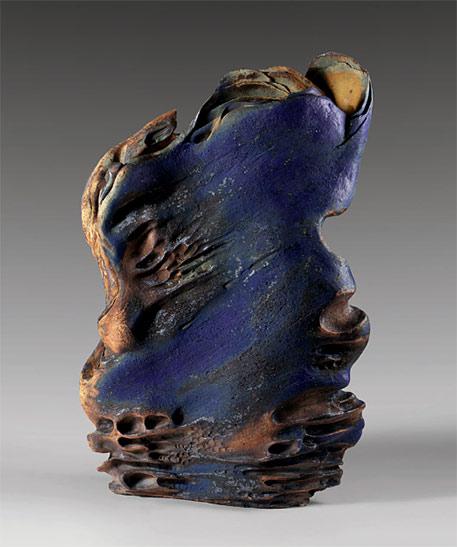 Pascale Lehmann ceramic sculpture