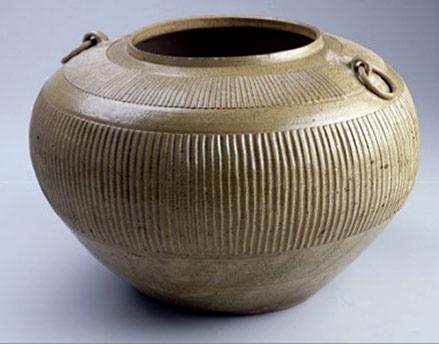 Incised Chinese ceramics-CA-300-BCE