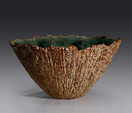 Pascale Lehmann conical shaped bowl