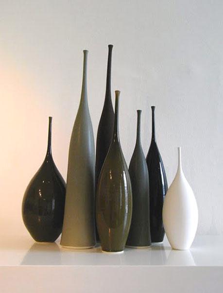 green ceramic bottles-Sophie-Cook