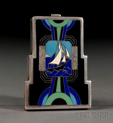 Arrt Deco femme - Ceramics and Pottery Arts and Resources
